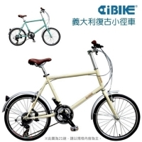 BREEZE - 20 inch 24 spd mini velo bicycle
